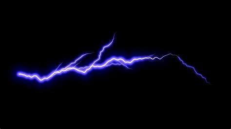 Animated Lightning Wallpaper - lightning strike animation matte motion background