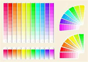 Free Color Swatches Vector 261917