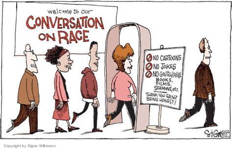 Signe Wilkinson's Editorial Cartoons - Racism Editorial ...