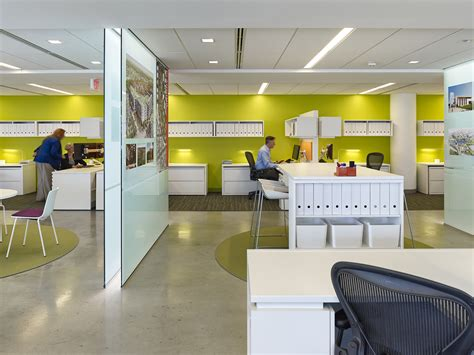 bureau open space ayers gross leads by exle with open office