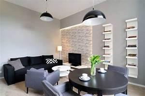 idee amenagement salon carre 20171013174704 tiawukcom With charming comment meubler un salon carre 0 meubler un studio 20m2 voyez les meilleures idees en 50