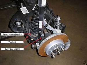 Front  Rear Suspension Diagram