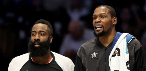 REPORT: Rockets Want Durant or Kyrie Irving To Consider ...