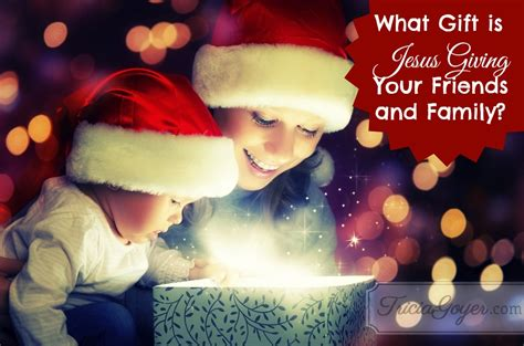 when did gift giving start what gift is jesus giving your friends and family 12 days of giveaways day 10