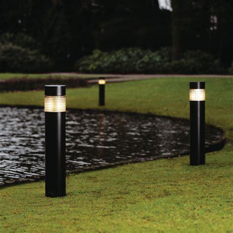 led garden lights bollards garden light shine plus led