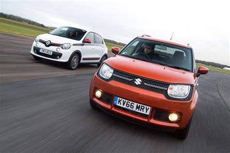 Suzuki Ignis Vs Renault Twingo Auto Express