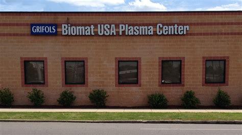 Bio Mat Plasma - plasma donation centers in birmingham al grifols