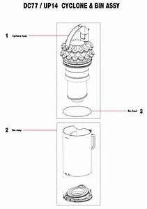 32 Dyson Ball Parts Diagram