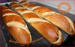 Four A Pain Maison : recette de baguette maison sousoukitchen ~ Premium-room.com Idées de Décoration