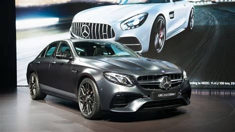 2018 E63 Mercedes Amg S Brings Showstopping 603 Hp To La
