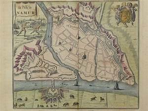 Belgium  Namur  J  Harrewijn - La Ville De Namur - Ca  1700