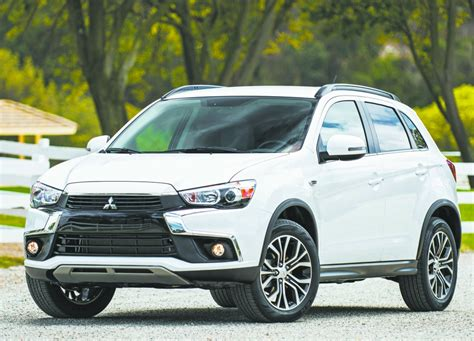 Mitsubishi Updates The 2016 Outlander Sport, With Many