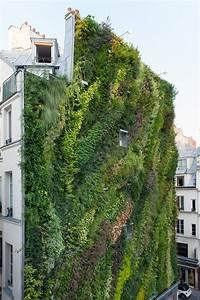 Patrick, Blanc, U0026, 39, S, Newest, Vertical, Garden, Greening, Urban, Walls, Around, The, World