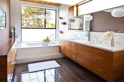 beautiful mid century modern bathroom vanity home ideas collection