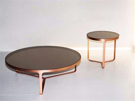 CAGE Glass coffee table by Tacchini Italia Forniture design Gordon Guillaumier