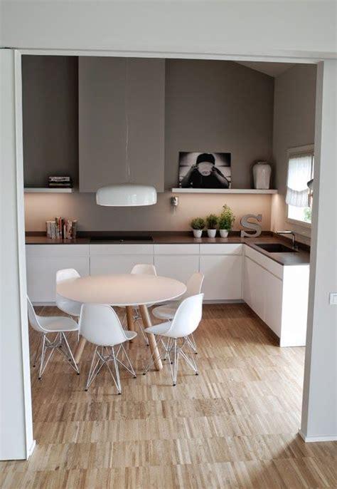 table ronde cuisine table ronde ou table rectangulaire cocon de décoration