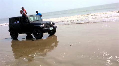 beach jeep wrangler jeep wrangler beach fun youtube