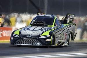 Defending DENSO Spark Plugs NHRA Nationals Funny Car champ ...