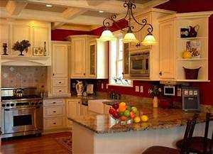 pitch perfect kitchens st louis magazine With kitchen colors with white cabinets with louis vuitton wall art