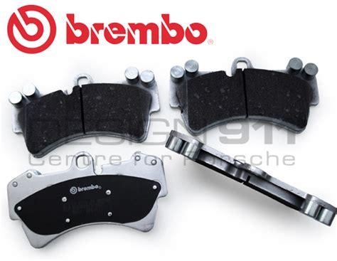 Brembo Brake Pads Front Porsche 955 Cayenne 23693/07b31420
