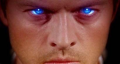 Eyes Castiel Supernatural Misha Angel Collins Dean