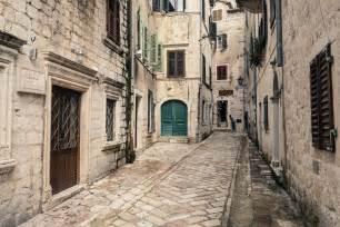 Old Town Kotor Montenegro