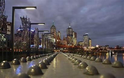 Melbourne Wallpapers Night Backgrounds 1920