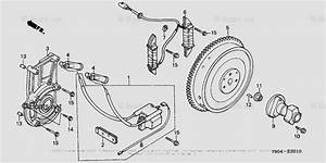 Honda Lawn Tractor Parts Ht3813 Sa Vin  Ht3813