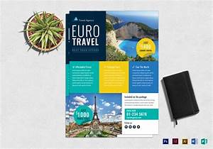 brochure template word free 38 attractive travel flyer templates creatives word