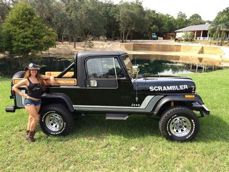 jeep scrambler 1982 gallery mac 39 s movie cars orlando fl