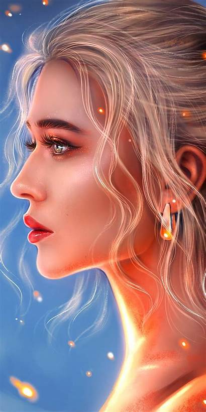 Girly Aesthetic Cartoon Drawings Wallpapers Colorful Backgrounds
