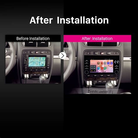 Porsche cayenne 2003, 2004, 2005, 2006, 2007, 2008, 2009, 2010 note above year range is for your reference only. Android 8.1 GPS Navigation System Stereo for 2003 2004 2005 2006-2011 Porsche Cayenne With Video ...