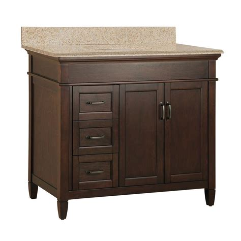 foremost ashburn 37 in w x 22 in d bath vanity in