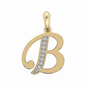 alphabet charms gold shop alphabet charms gold online at With gold letter b charm
