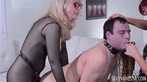 Mature Bitches Spanking And Fucking Horny Guy Porndoe