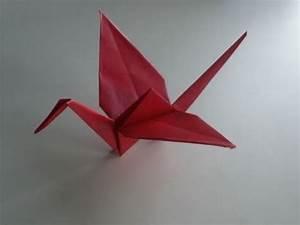 Origami Kranich Anleitung : die 20 besten ideen zu tiere falten auf pinterest papier tiere origami tiere und papier falten ~ Frokenaadalensverden.com Haus und Dekorationen