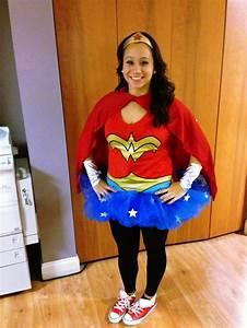 Wonder Woman DIY costume! | Halloween Costumes | Pinterest ...