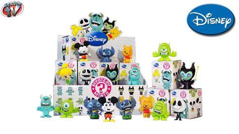 blind box toys disney mystery minis vinyl figures blind box review
