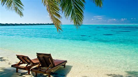 Tropical Beach Wallpapers High Resolution