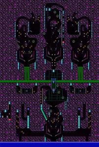 Sonic Spinball - Maps