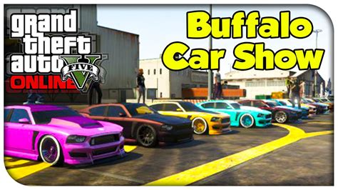 gta   car showcase  franklins buffalo gta