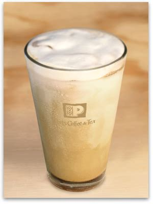 1 large (32 fl oz) nutrition facts. Iced Sugar-free Vanilla Latte from Peets Coffee. Made with ...