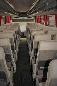 Luxury 49 Seater Volvo Coach