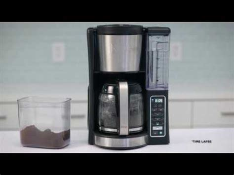 Besides, it's possible to examine each page of the guide singly by using the scroll bar. Meet the Ninja® 12-Cup Programmable Coffee Brewer (CE200 Series) - YouTube