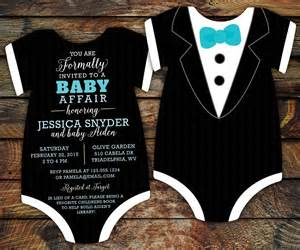 fancy wrapping paper 10 tuxedo baby shower invitations black tie invitation die