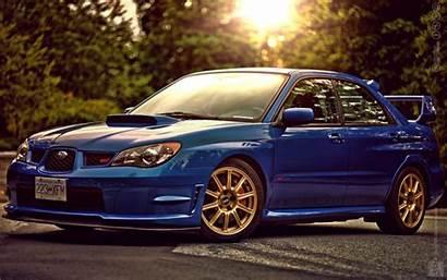 Subaru Sti Wrx Impreza Wallpaperup