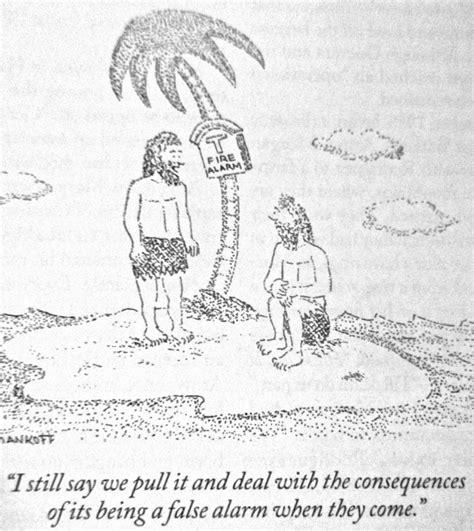 cartoon marooned antarctica journal