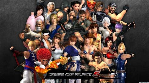 Dead Or Alive 5 Wallpaper Dead Or Alive 5 Wallpaper Mentalmars