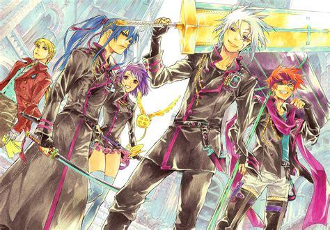 foto de D Gray man Image #1239320 Zerochan Anime Image Board