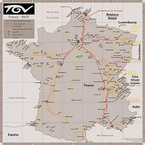 Trajet Paris Bordeaux : carte de lignes tgv vacances arts guides voyages ~ Maxctalentgroup.com Avis de Voitures